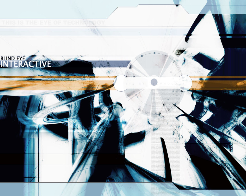 Eye of technology 1280 x 1024