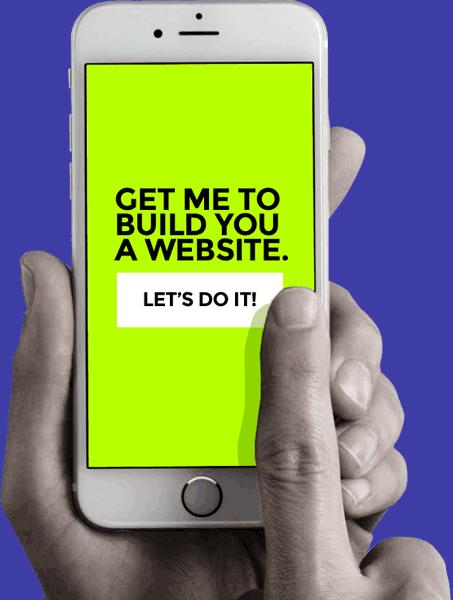 Get me to build you a website!
